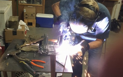 Students start welding business