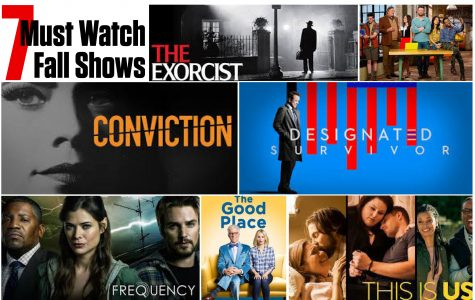 Fall 2016 must-watch TV shows