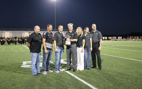 Lone Star Cup presented to VHS