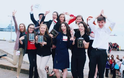FCCLA students advance to state