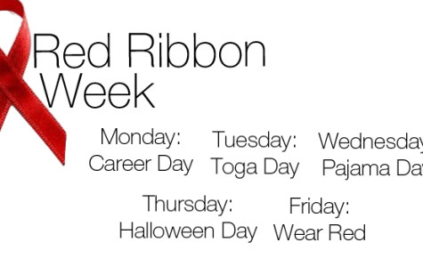 Red Ribbon Week Begins Monday