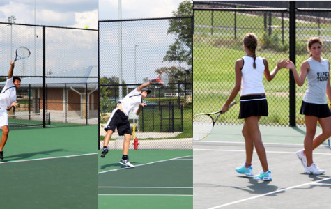 Tennis Team Advances to Regionals