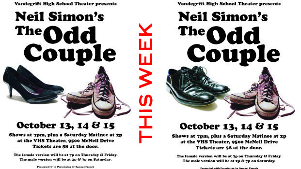 The Odd Couple To Premiere This Week