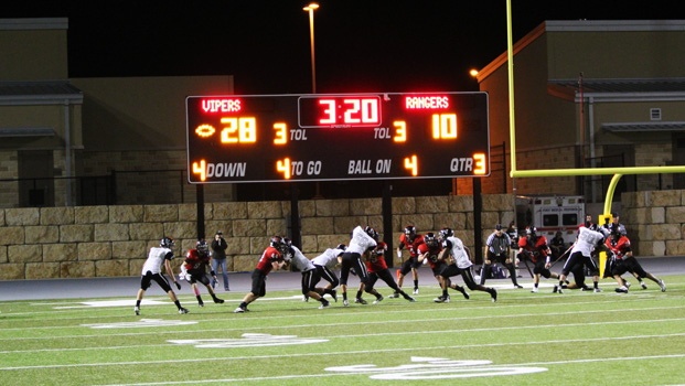 Viper Win Against Vista Ridge Keeps Playoff Hopes Alive