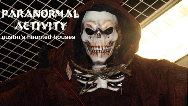 Austin's Must-Visit Haunted Houses