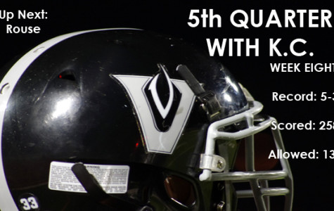 Vandegrift Remains In The Running As Playoffs Near - District 25-4A Week 8 Recap