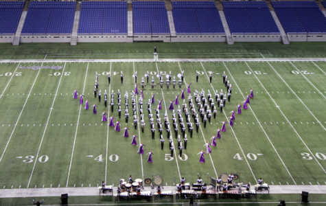 Band Places 9th At UIL State Competition