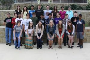 15 Students Advance To Academic Regionals