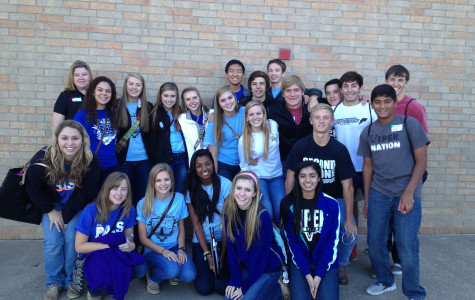 Vandegrift Students Take Advantage of Learning Leadership Skills at the LEAD Conference