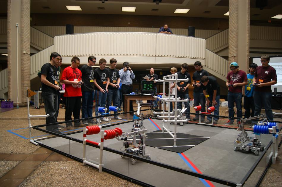 3 robotics teams advance to top level of competition