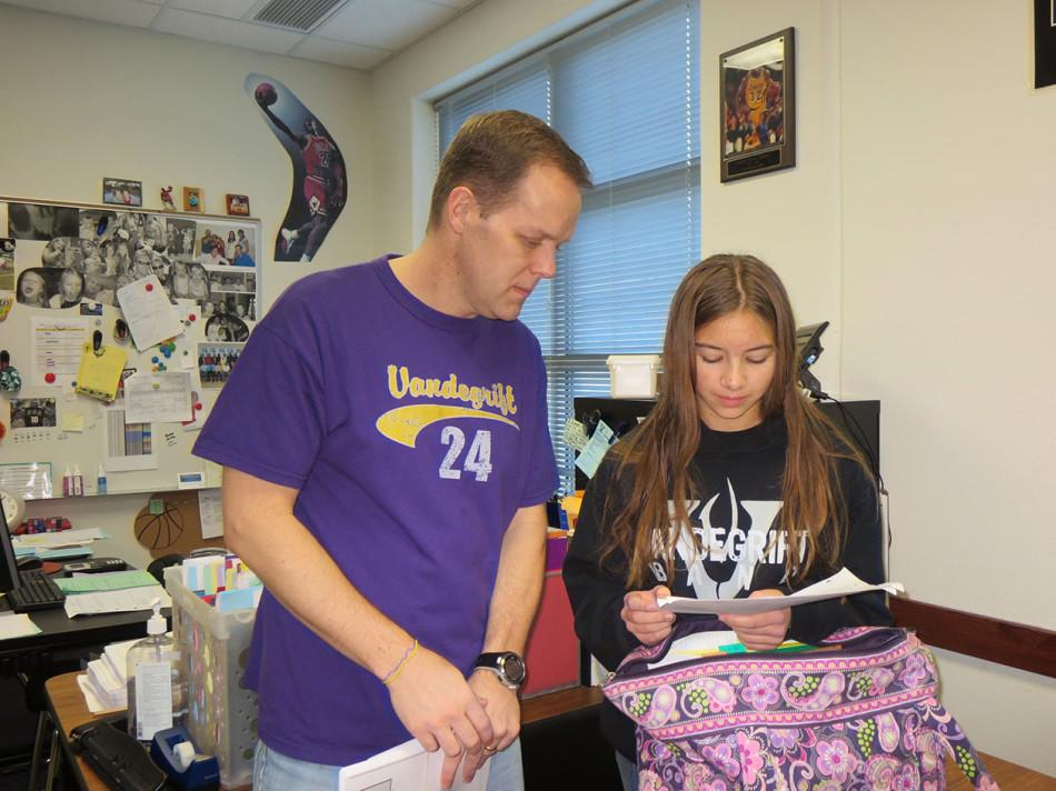 Teacher Spotlight: Mike Meadows