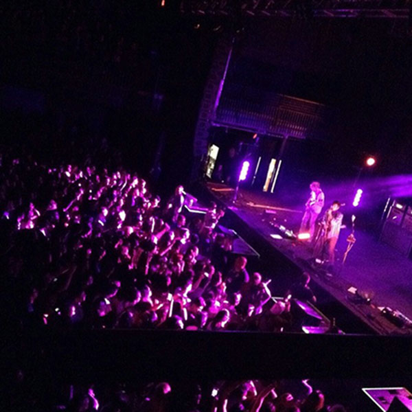 Austin Music Fever: Young the Giant