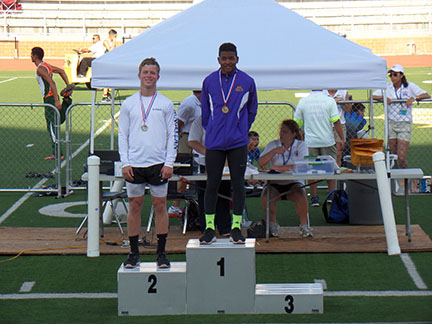 Track Advances to State