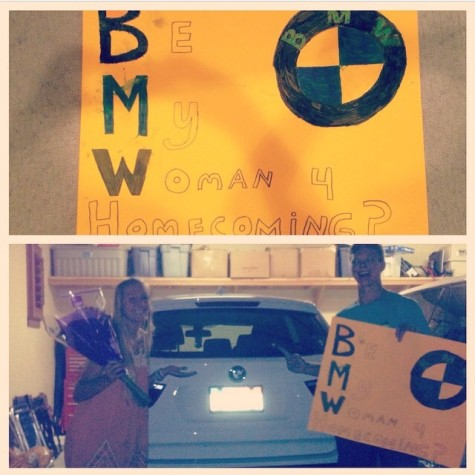 """Junior Culver Sumner asked Cassidy Cavanaugh. """"I thought it was really clever and a good play on words.""""  Cassidy said"""