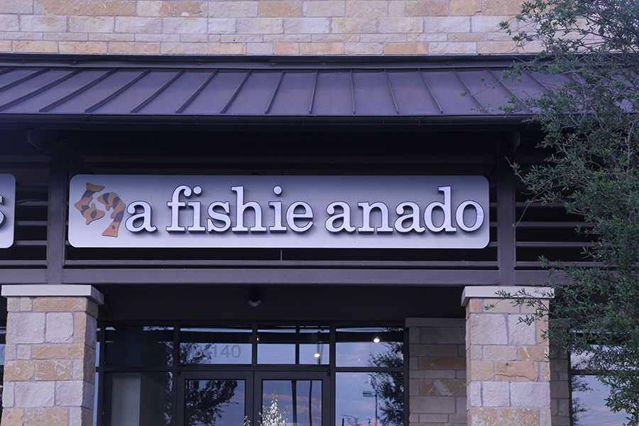 Quite the A Fishie Anado