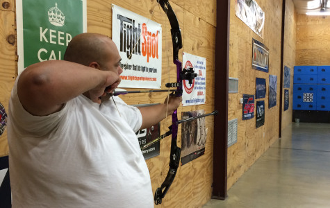 Archery Country offers lessons and practice space to local archers