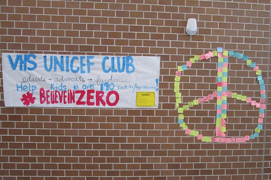UNICEF Club to hold meeting on Nov. 14
