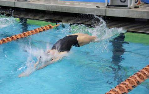 Swim team starts season off strong at first two meets