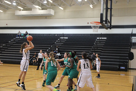 Girl's basketball rock the Surf N Slam competition