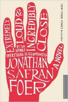 Jonathon Foer's exciting novel