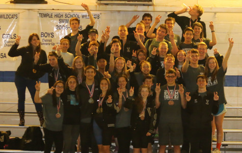 Viper swim wins district for the 3rd consecutive time