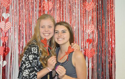 Student Council hosts a LOVEly Valentine's Party!