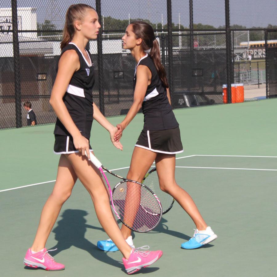 Tennis season in full swing