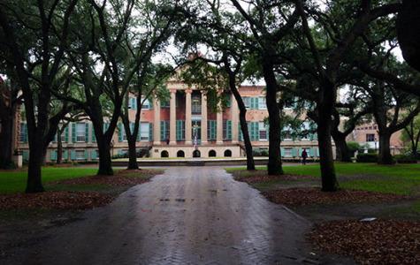 College corner: College of Charleston
