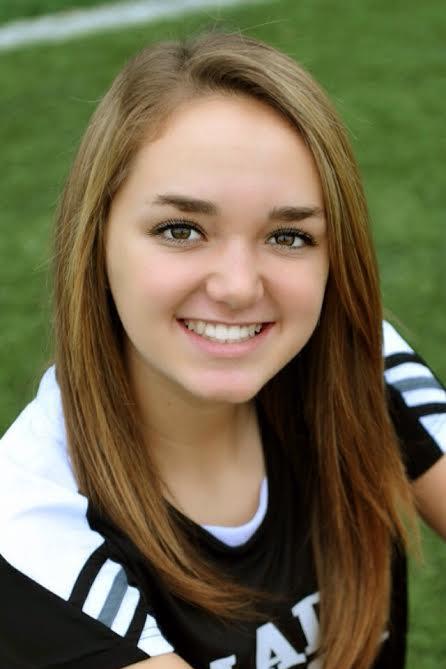 Freshman, Paige Crossman soars in soccer