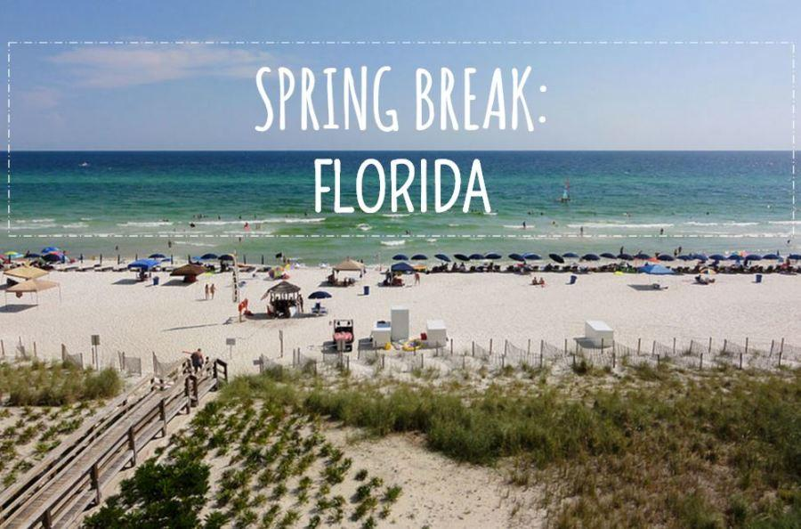 Sticking with tradition: spring break vacation