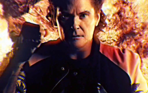 "David Hasselhoff Releases New Music Video for Upcoming Short Film ""Kung Fury"""