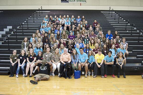 C2 Forum renews student's H.O.P.E