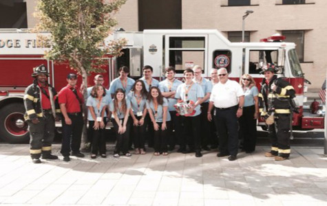 Hill Country Education Foundation InvenTeam presents 'The Dalmatian' at Eurekafest