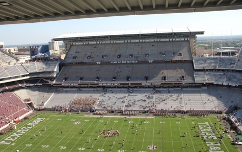 Kyle Field shines as A&M's new football stadium