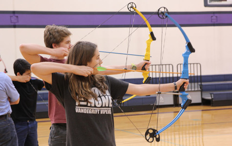 Safety in Archery Club might be a concern for parents