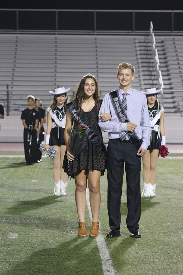 Magnificent Get To Know The 2015 Homecoming Court Vandegrift Voice Home Remodeling Inspirations Cosmcuboardxyz