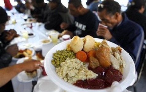 Volunteer to serve the homeless a Thanksgiving meal with Mission U-Too