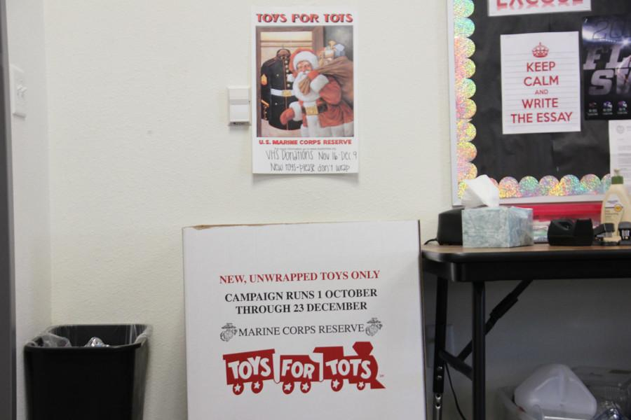 Toys For Tots returns to Vandegrift