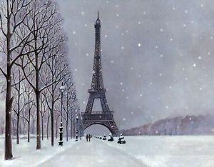 Europe's Winters