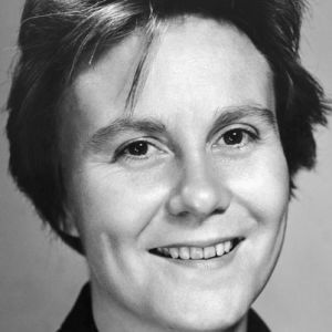 Photograph from 1961 of author Harper Lee