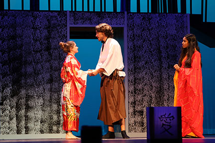 Review: Theater's performance of Romeo and Juliet