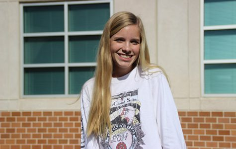 Humans of Vandy: Sophomore Abby Gunn