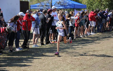 Girls cross country finishes season by taking 7th at state
