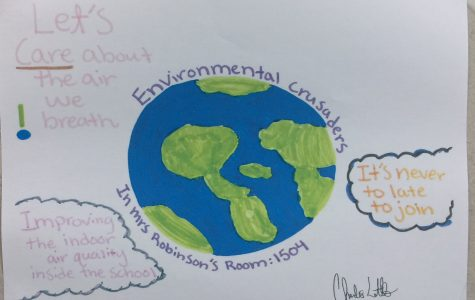 Environmental Crusaders advocate for green
