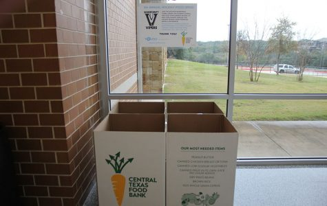 5th annual canned food drive begins