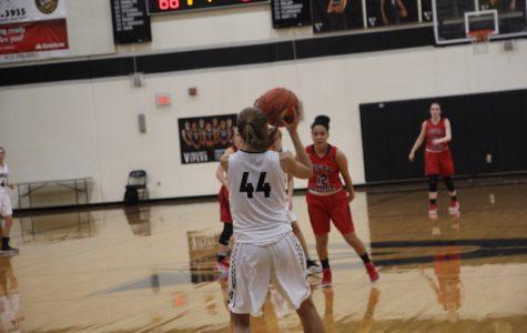 Varsity Girls Basketball defeat Vista Ridge 81-77