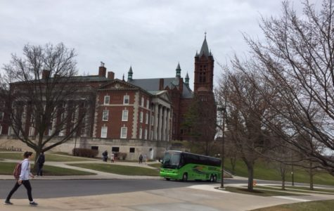 College Visit Review: Syracuse University