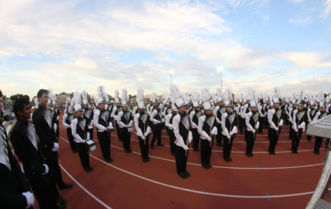 Band wins drumline competition
