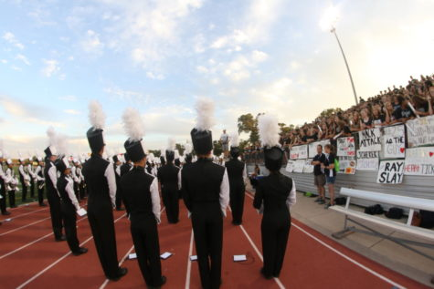 Band to compete at regional Bands of America competition