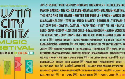 Austin City Limits Music Festival to start its first weekend